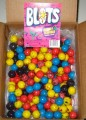 Blots Gum Filled Centre Jawbreaker Wholesale Case